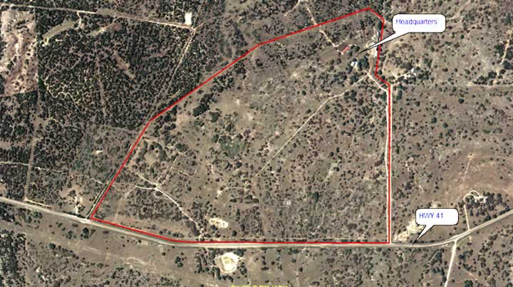 Western Hill Country Realty Texas Hill Country Property Hunting - Hunting aerial maps