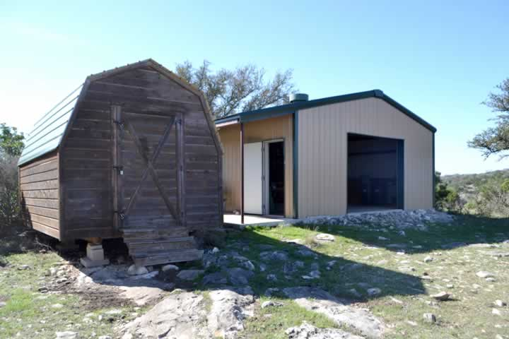 Metal Building and Storage