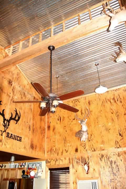 Tin Roof and Mounts