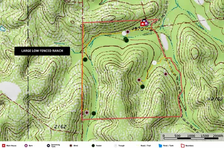 Topographical Map