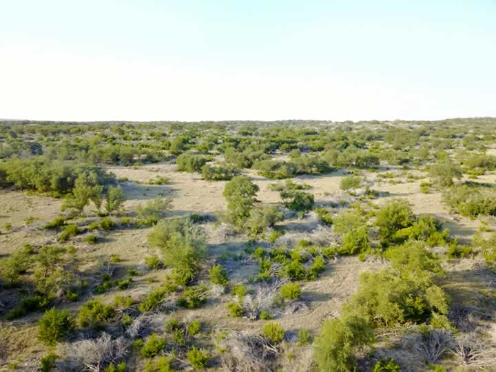 Aerial View of Terrain