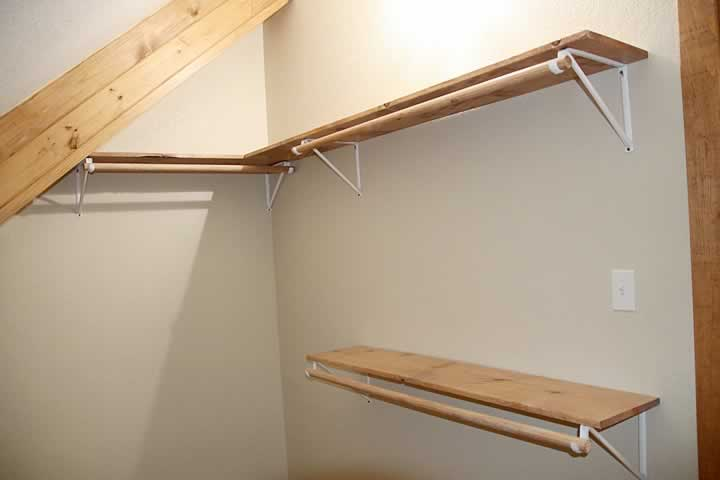 Upstairs Storage