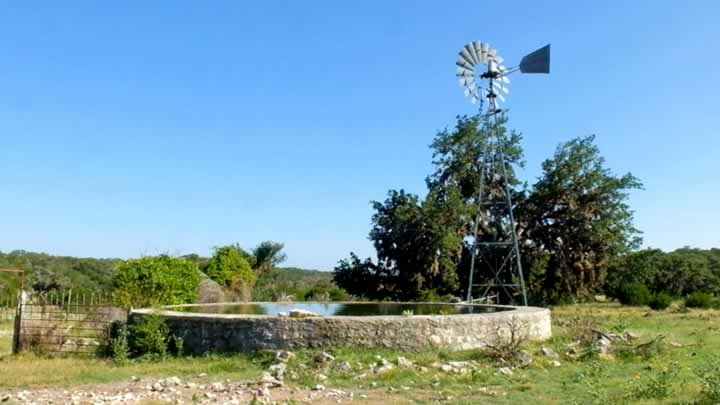 Roick Tank and Windmill
